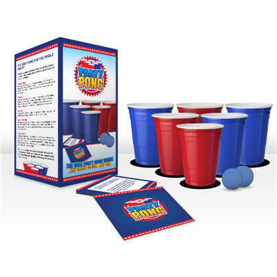 Party Beer Pong Set
